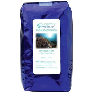 Picture of Dead Sea Salts, Unscented - 32 oz